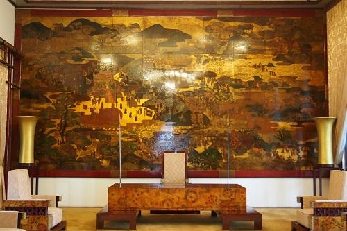 Ambassador Room at Reunification Palace, Ho Chi Minh City, Vietnam
