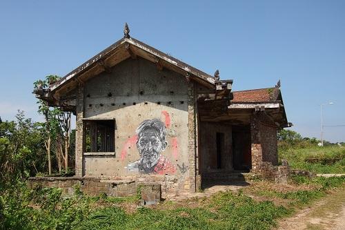 King Sihanouk's Black Palace at Bokor Hill Station in Cambodia